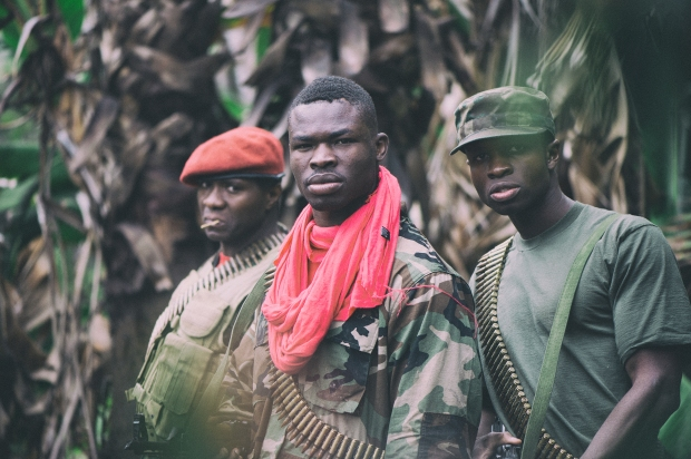 FDLR Soldiers